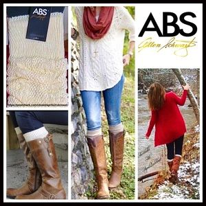 ABS LEG WARMERS BOOT COVERS